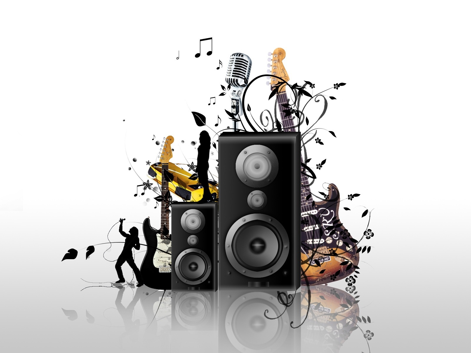 Wallpapers Music