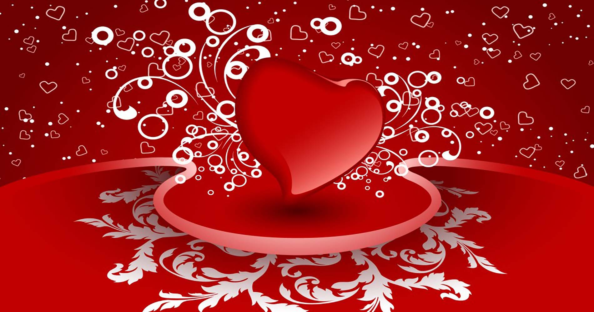 Wallpapers Of Beautiful Hearts
