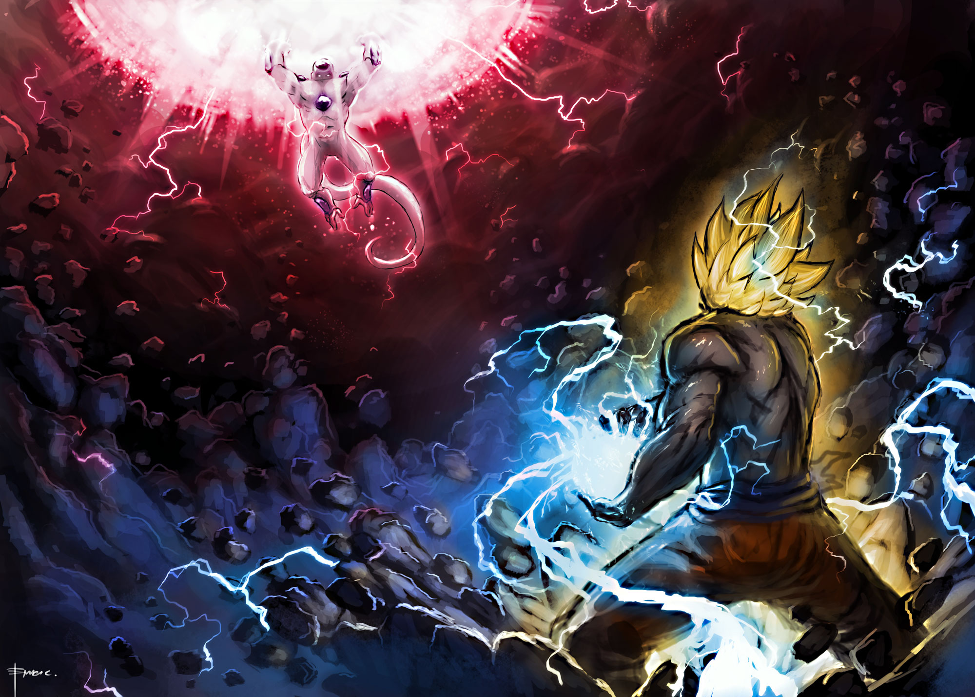 Wallpapers Of Dragon Ball Z