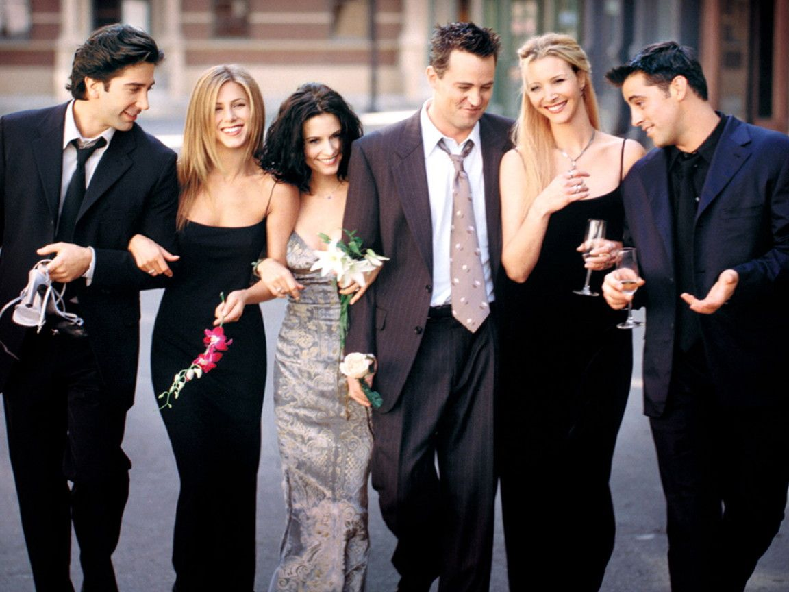 Wallpapers Of Friends