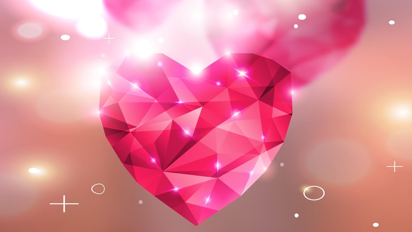 Wallpapers Of Hearts