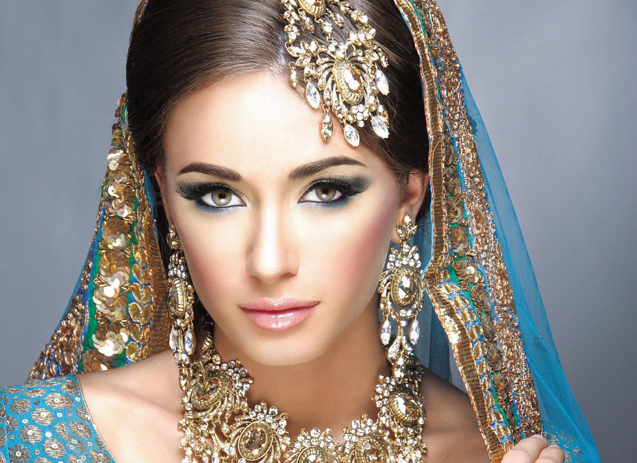 Download Wallpapers Of Indian Brides Gallery
