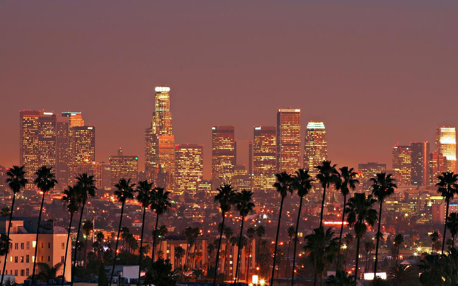 Wallpapers Of Los Angeles