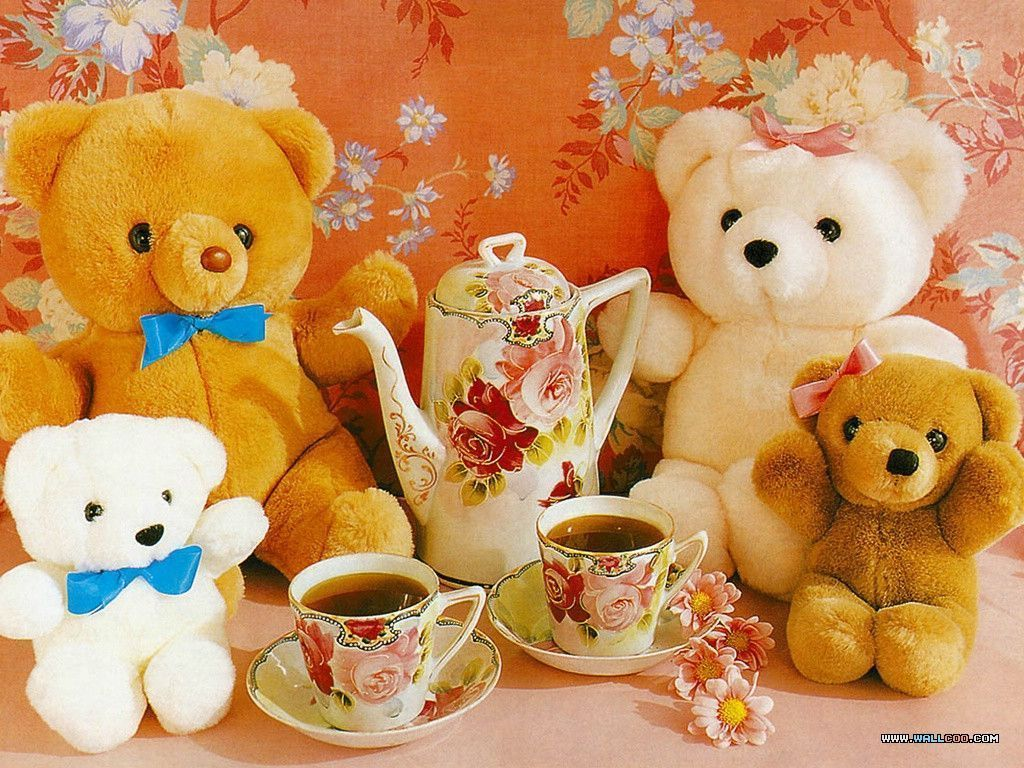 Wallpapers Of Teddy Bears Free Download