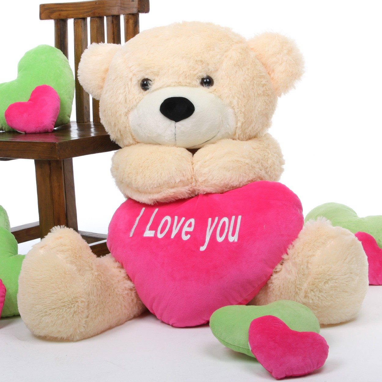Wallpapers Of Teddy Bears In Love