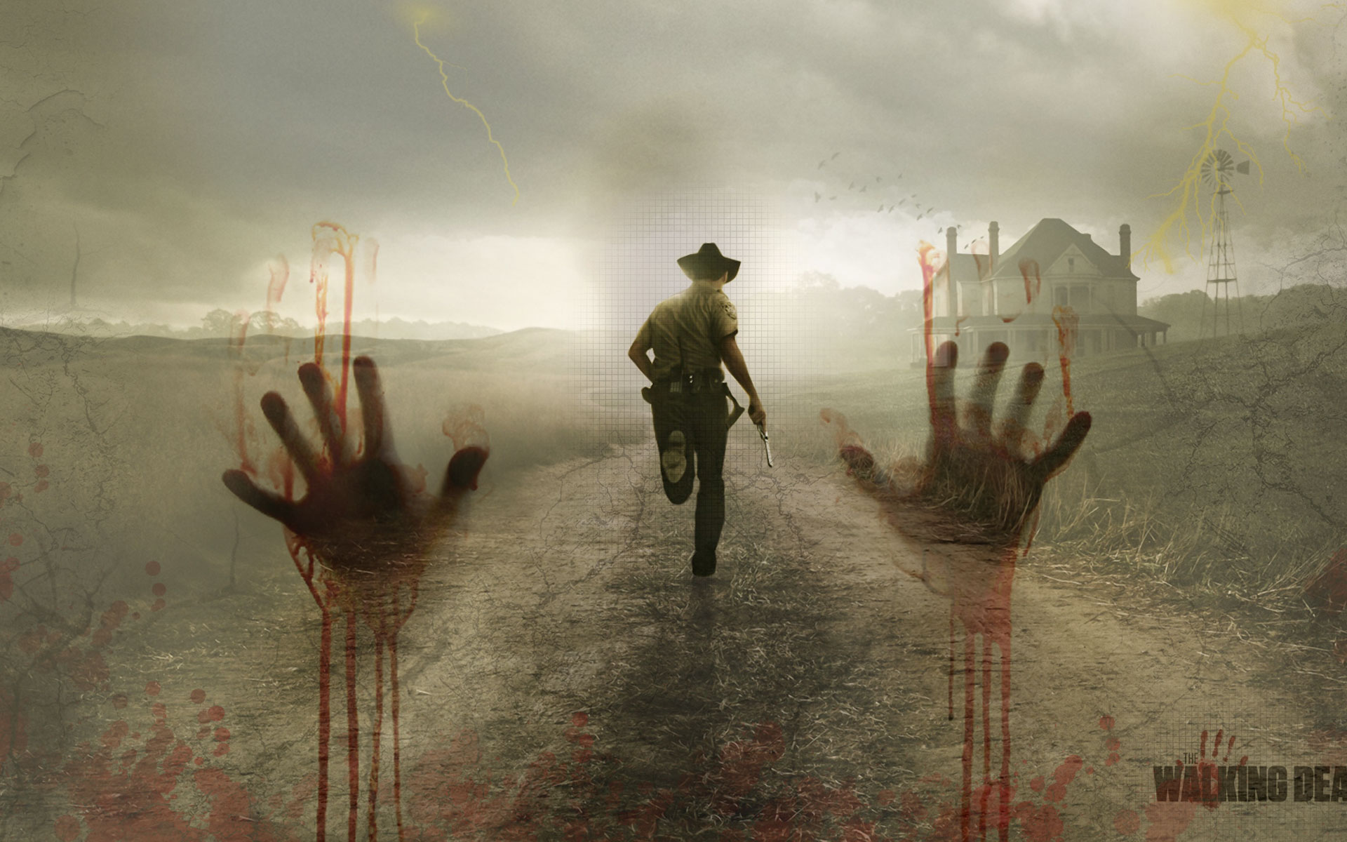 Wallpapers Of The Walking Dead