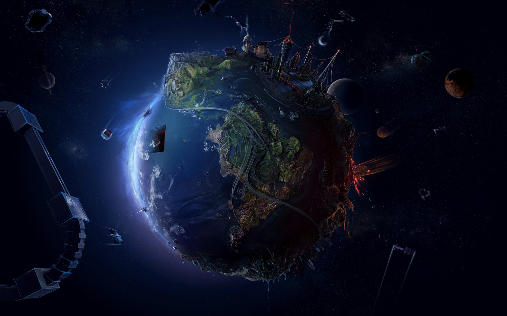Wallpapers Of The World