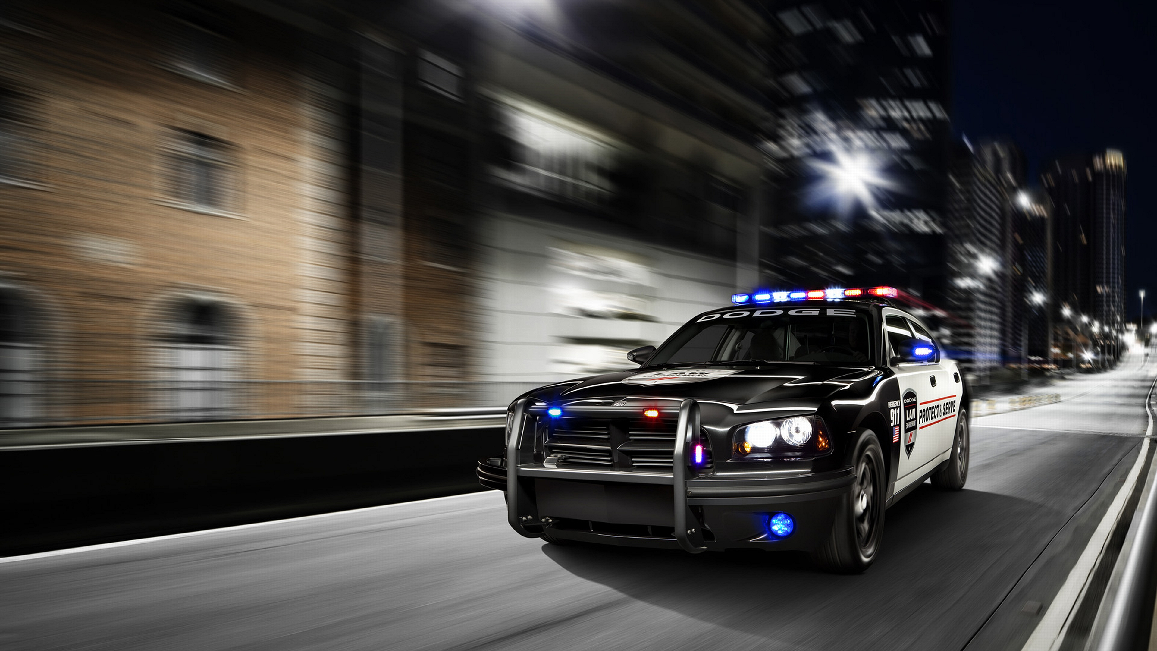 Wallpapers Police