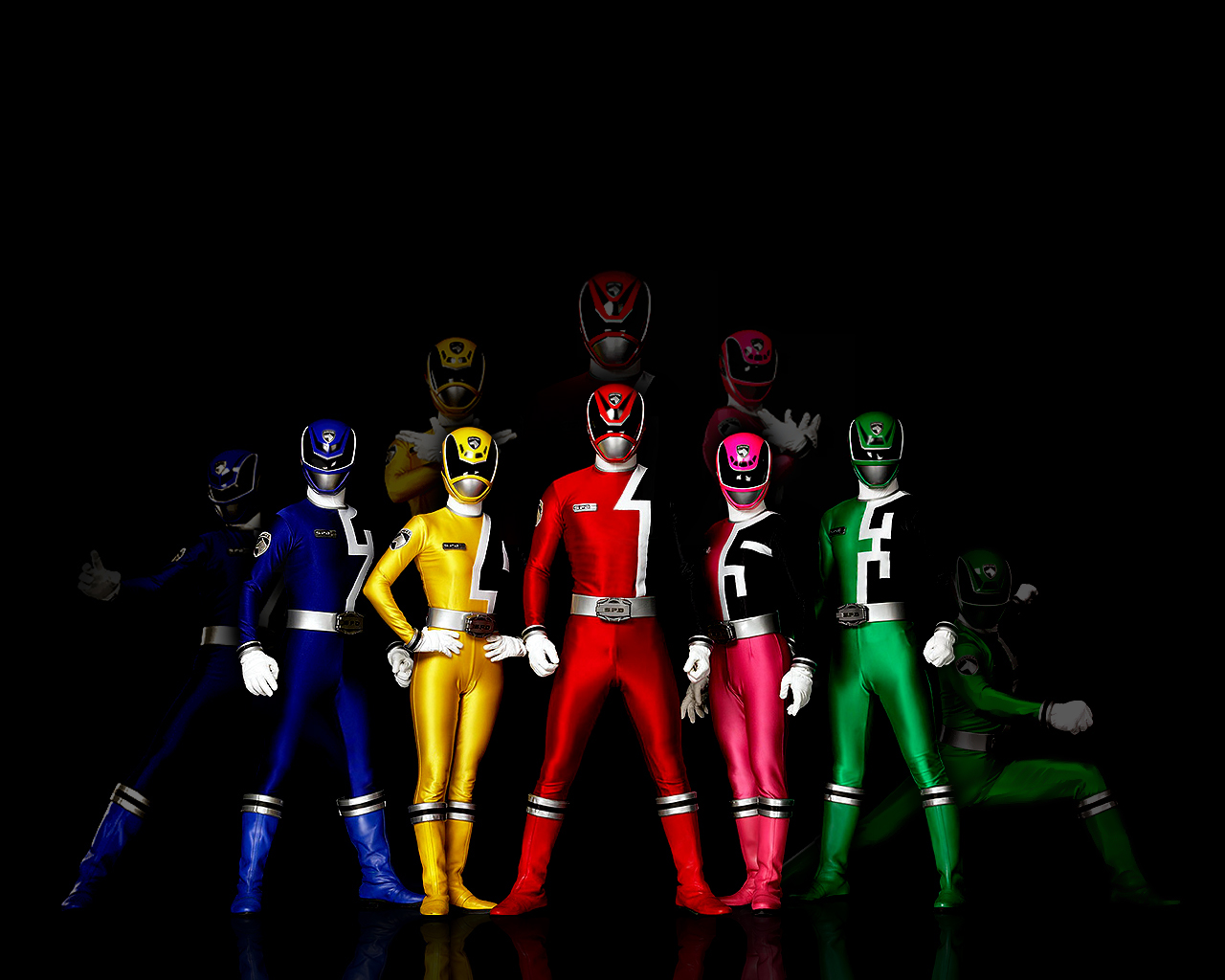 Wallpapers Power Rangers