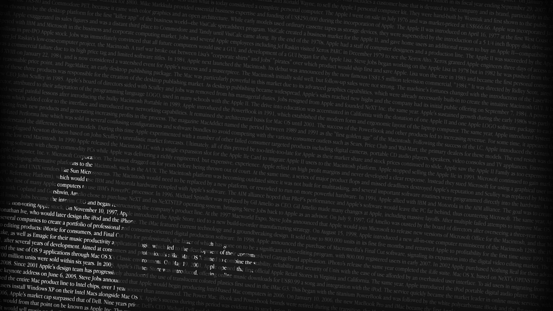 Wallpapers That You Can Write On