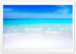 Wallpapers Wide Beach