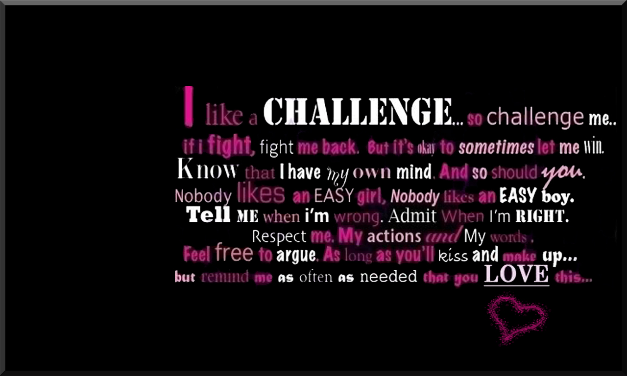 Wallpaper of quotes on attitude