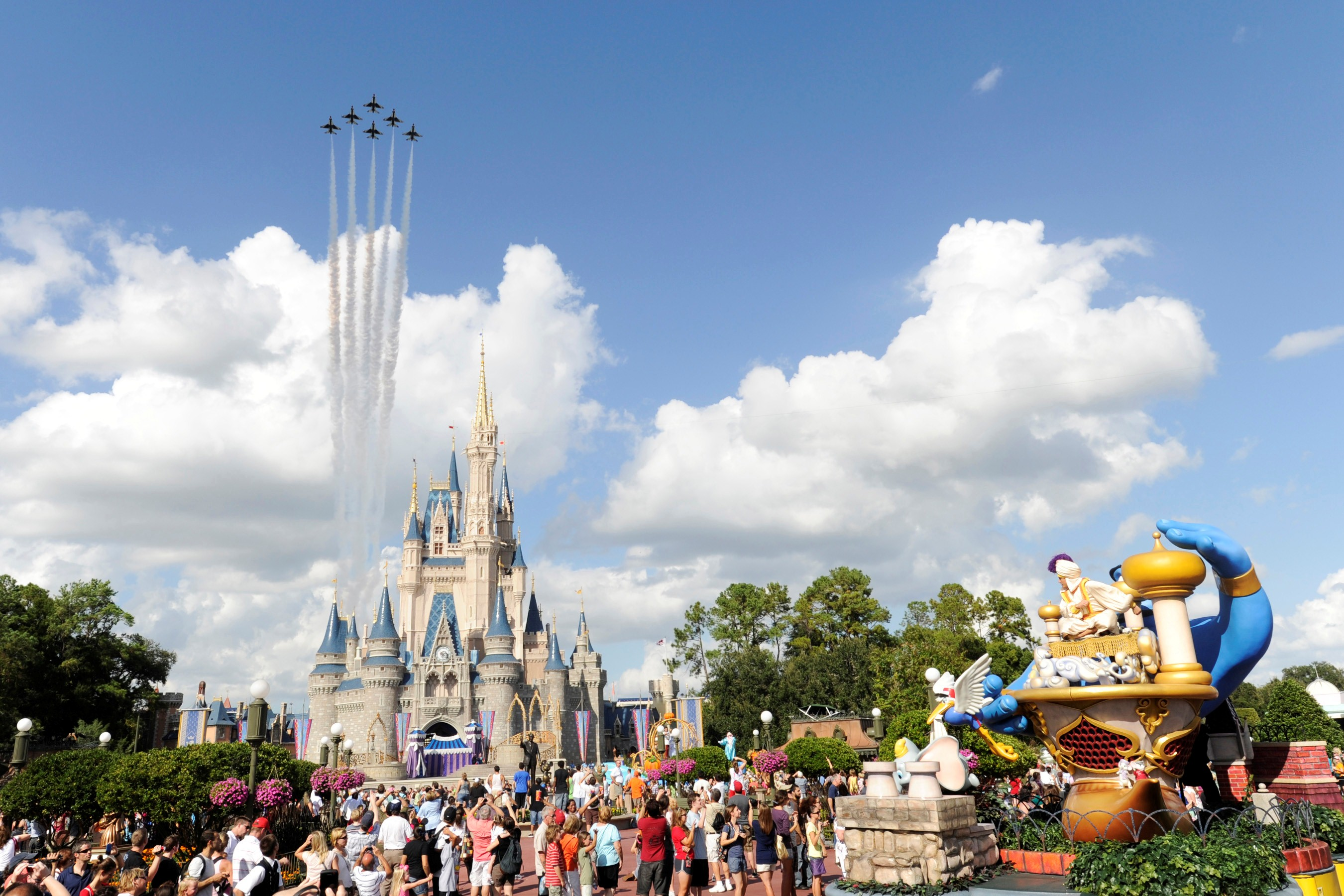 Walt Disney World HD Wallpaper