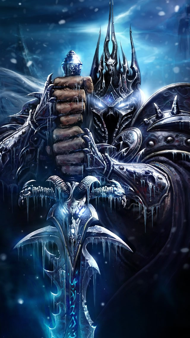 Warcraft Iphone Wallpaper