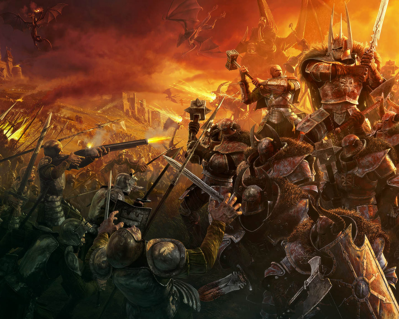 Warhammer Wallpapers