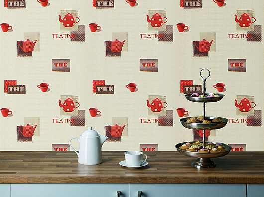 Washable Kitchen Wallpaper Uk