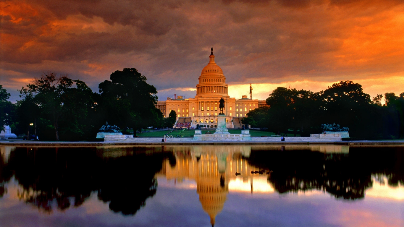 Washington Dc HD Wallpaper