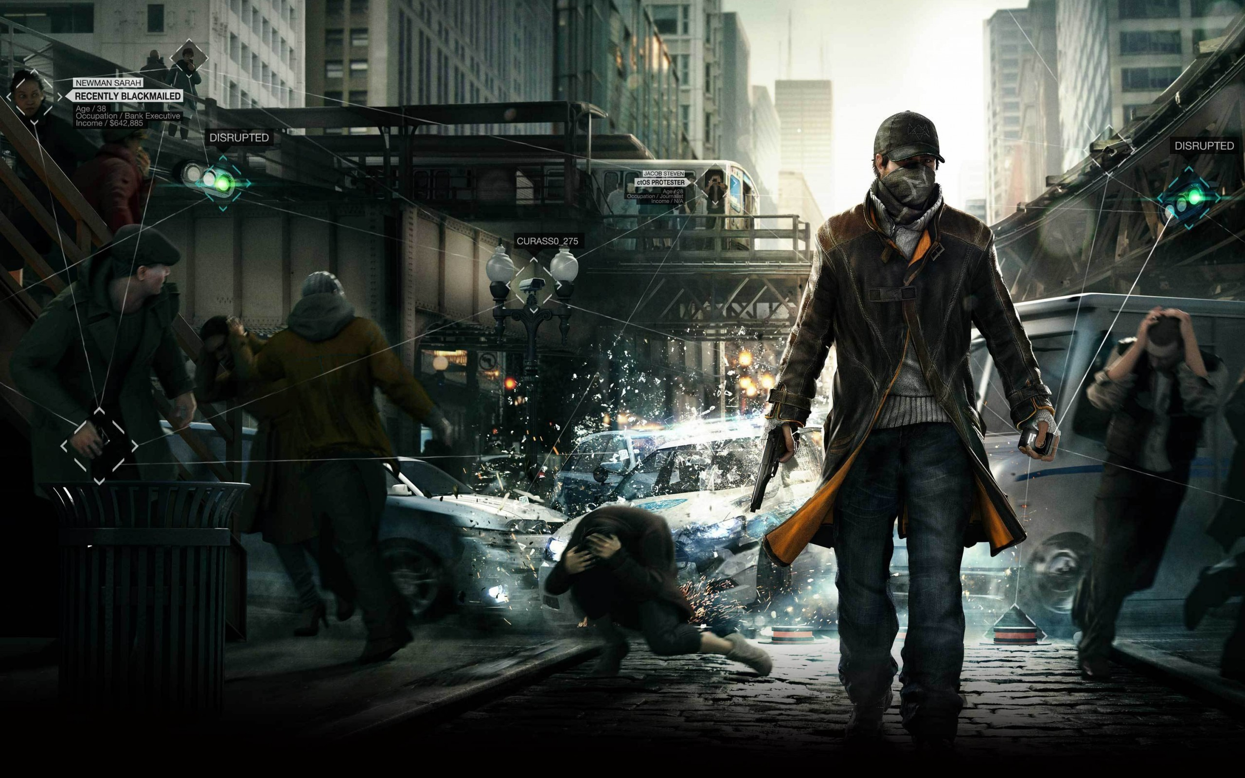 Watch Dog Wallpaper