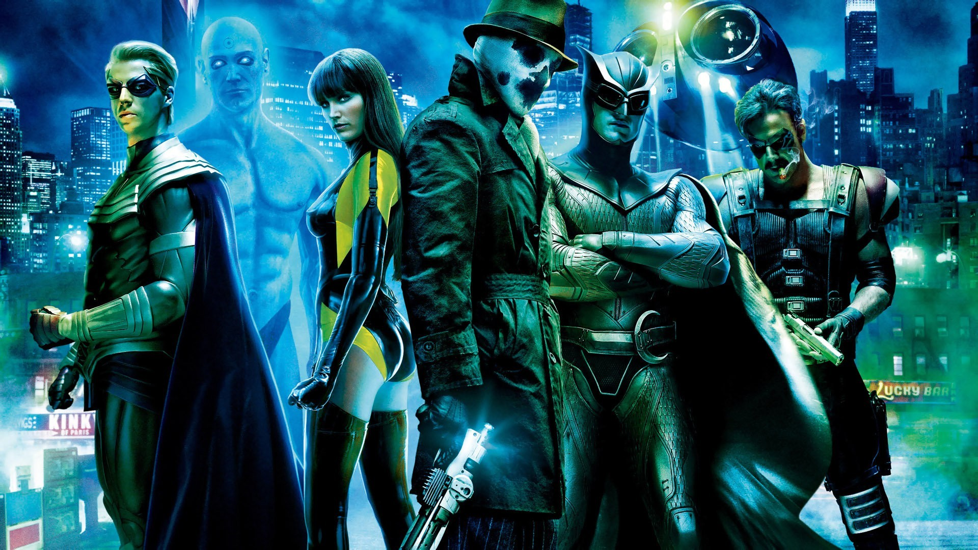 Watchmen Wallpaper
