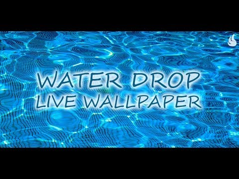 Water Effect Live Wallpaper