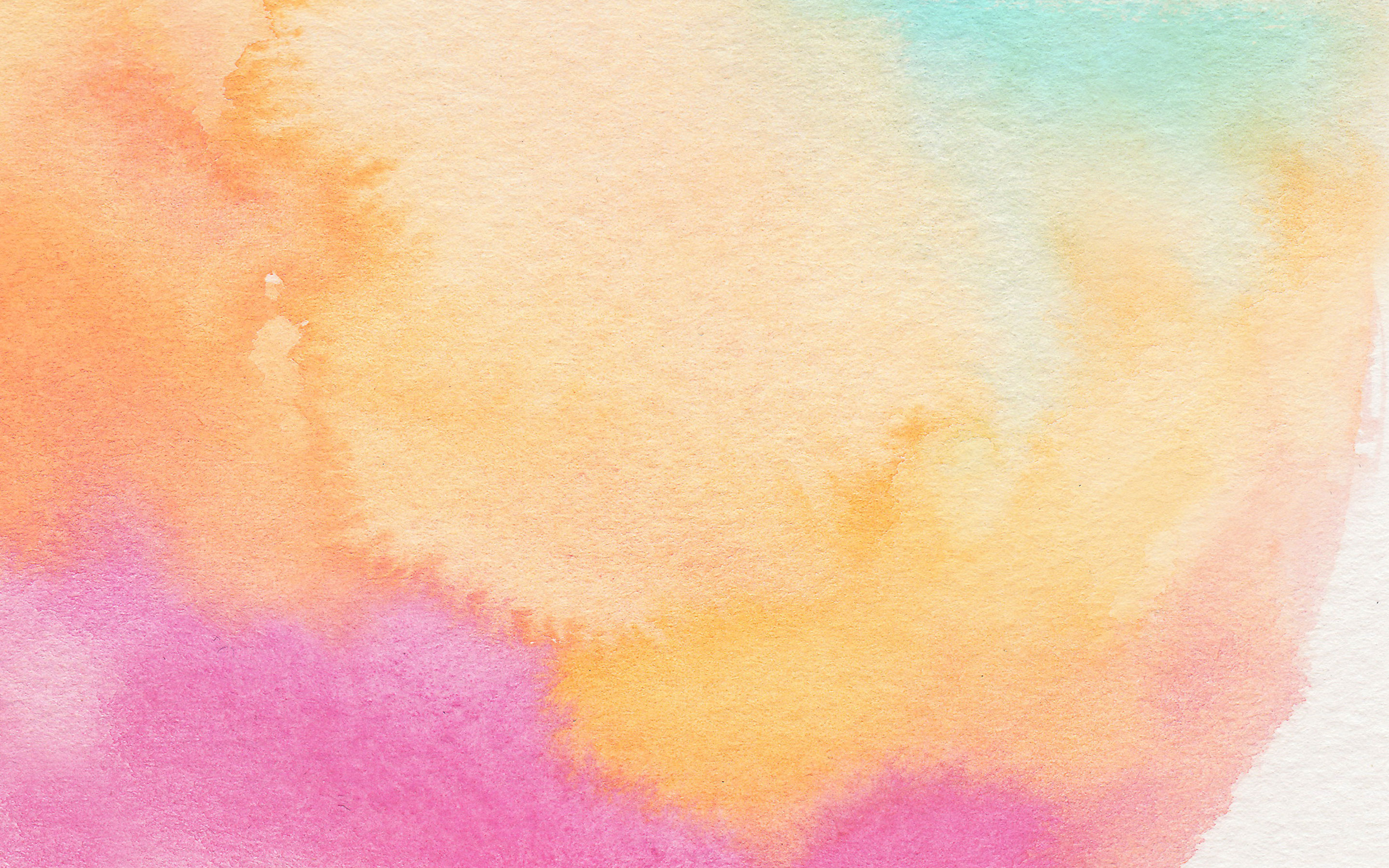 Watercolors Wallpaper