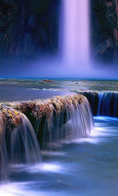 Download Waterfall 3d Live Wallpaper Gallery