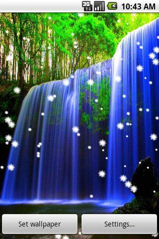 Waterfall Live Wallpaper Download