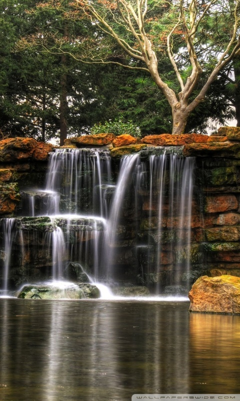 Download Waterfall Mobile Wallpaper Gallery