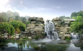Waterfall Wallpaper Free