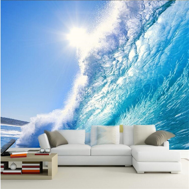 Wave Wallpaper For Walls