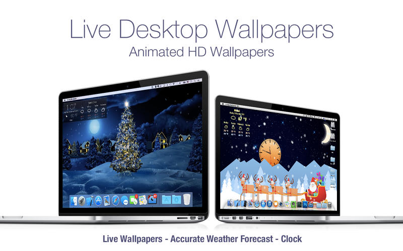 Weather Forecast Live Wallpaper