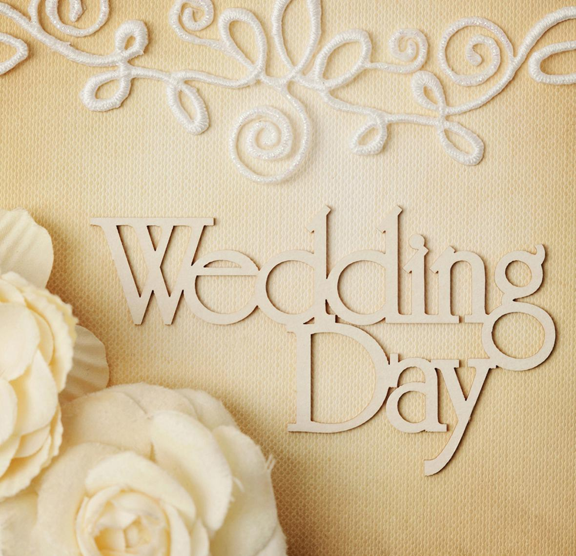 Wedding Day Wallpaper
