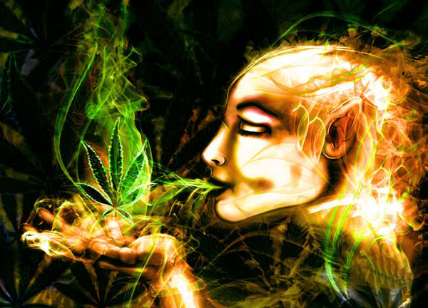 Weed Animated Wallpaper