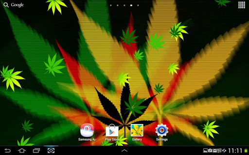 Weed Live Wallpaper Download