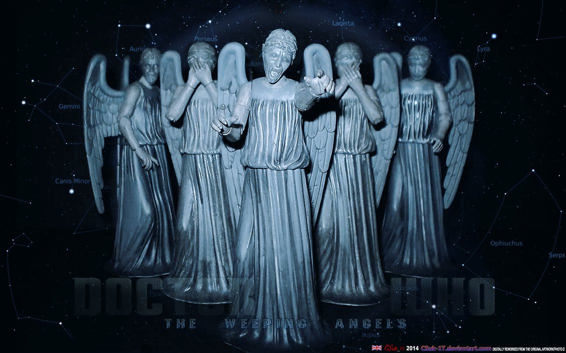 Weeping Angel Live Wallpaper