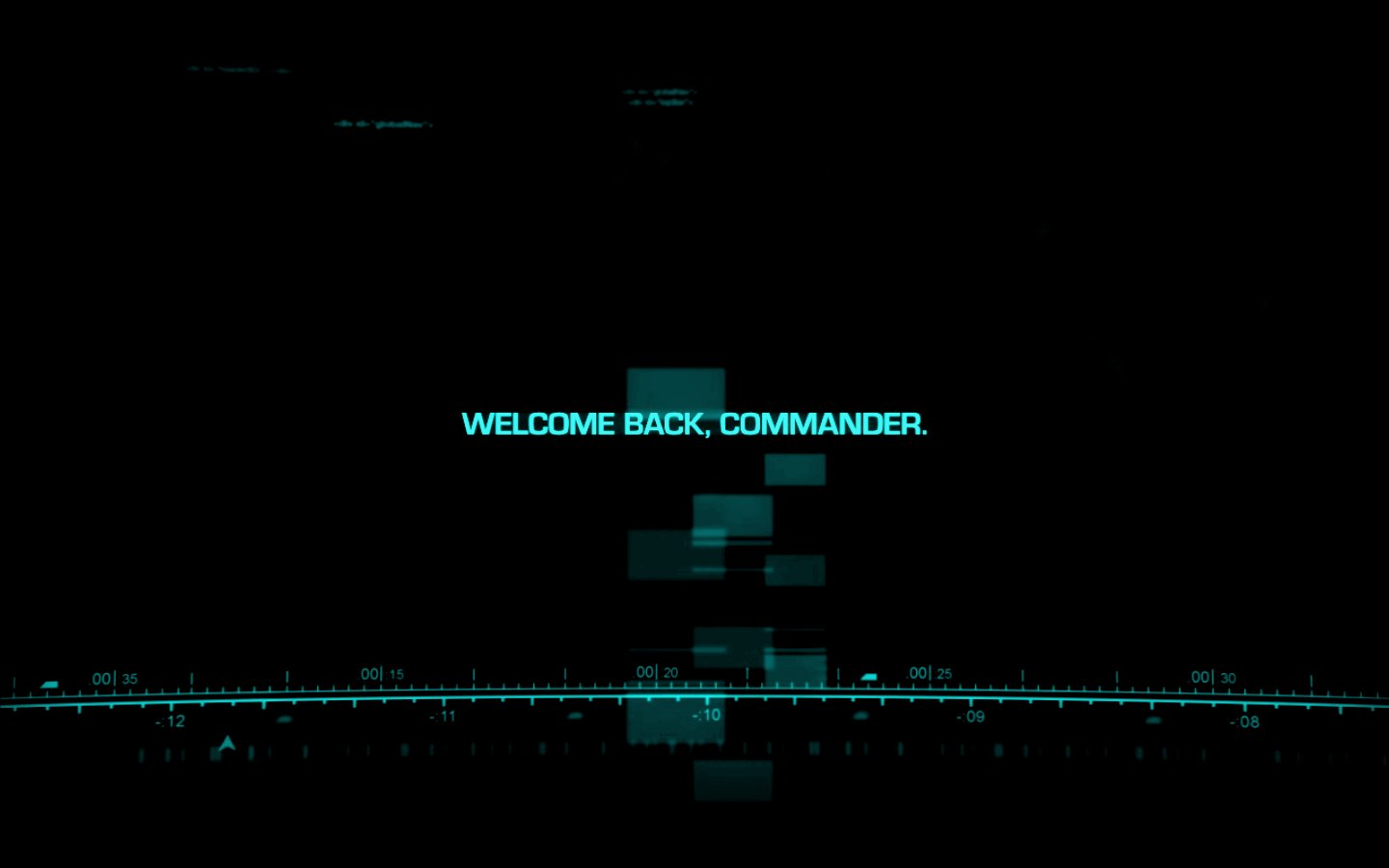 Welcome Back Wallpaper