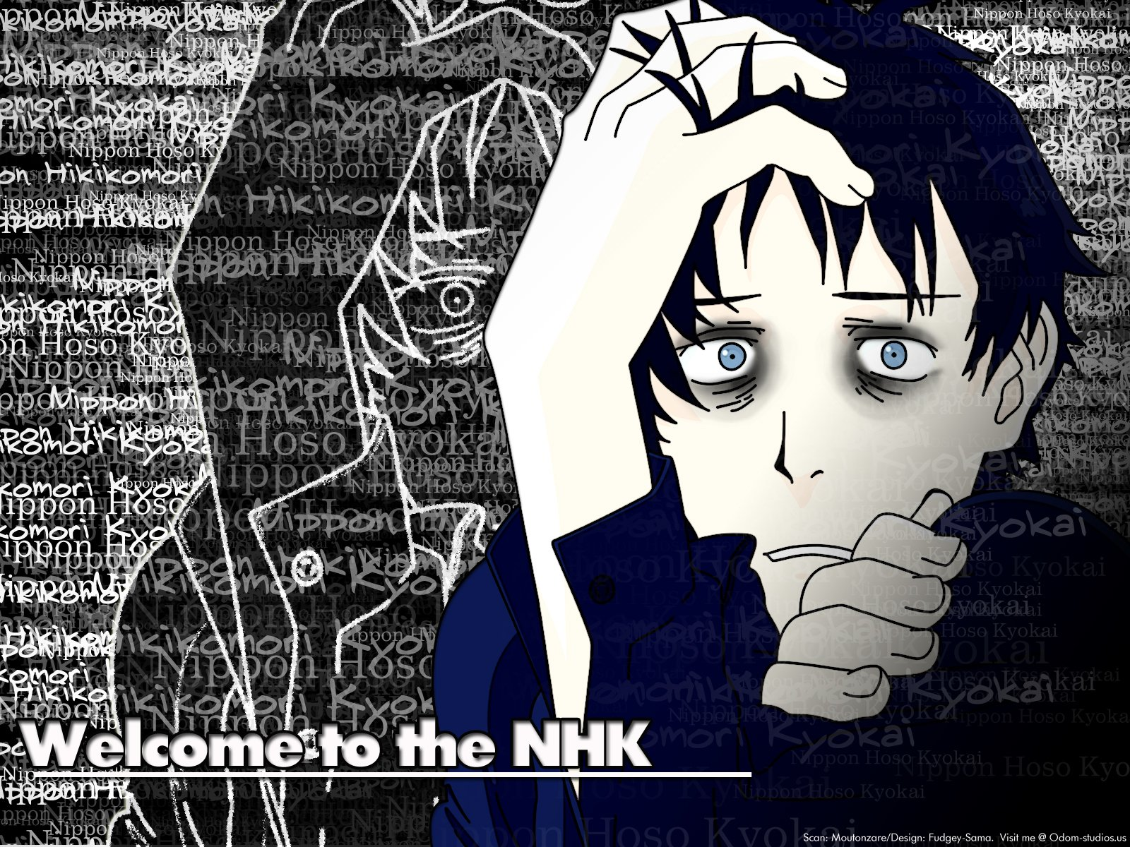 Welcome To The Nhk Wallpaper