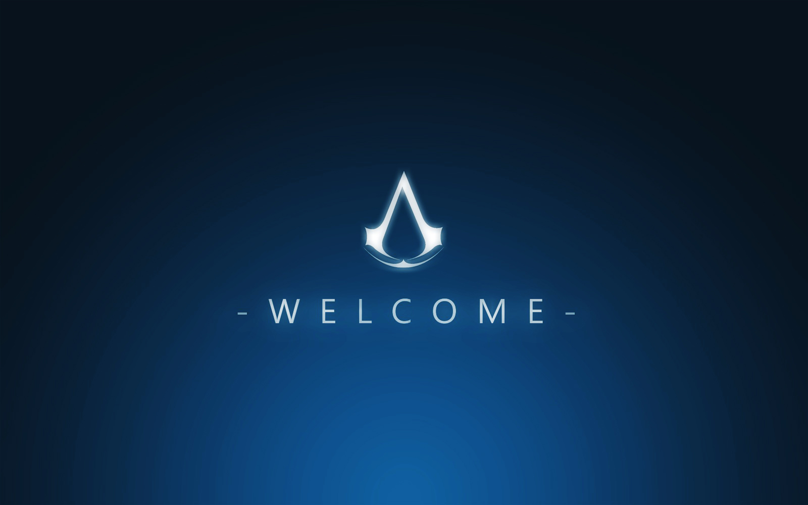 Welcome Wallpaper