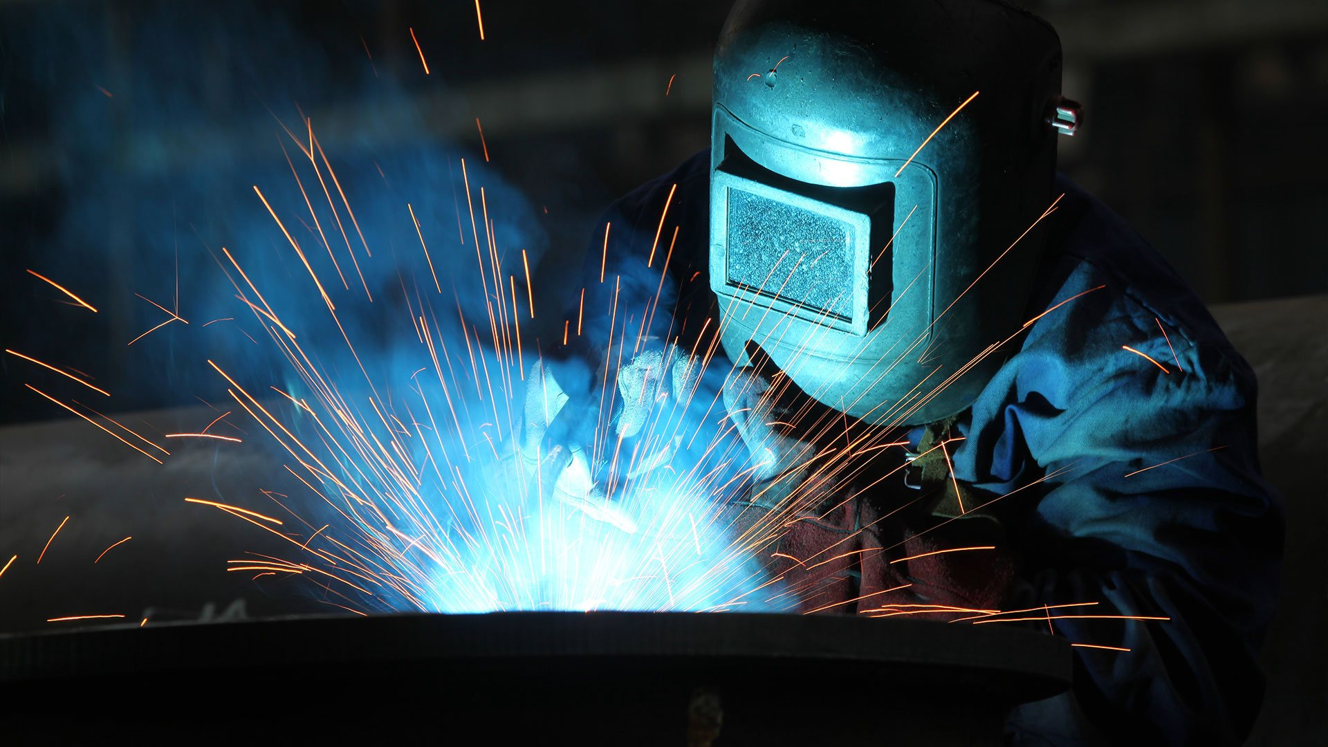Welding Wallpaper