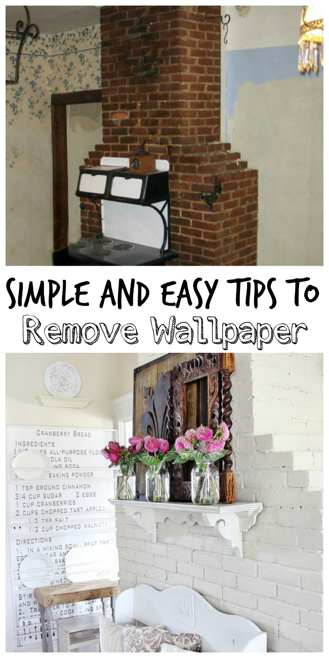 What Is The Best Way To Remove Wallpaper