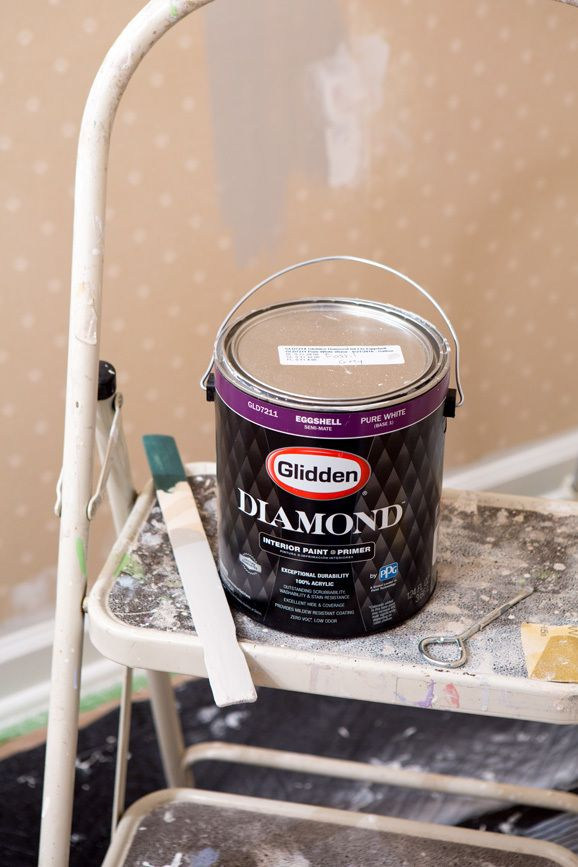 What Kind Of Paint To Use Over Wallpaper