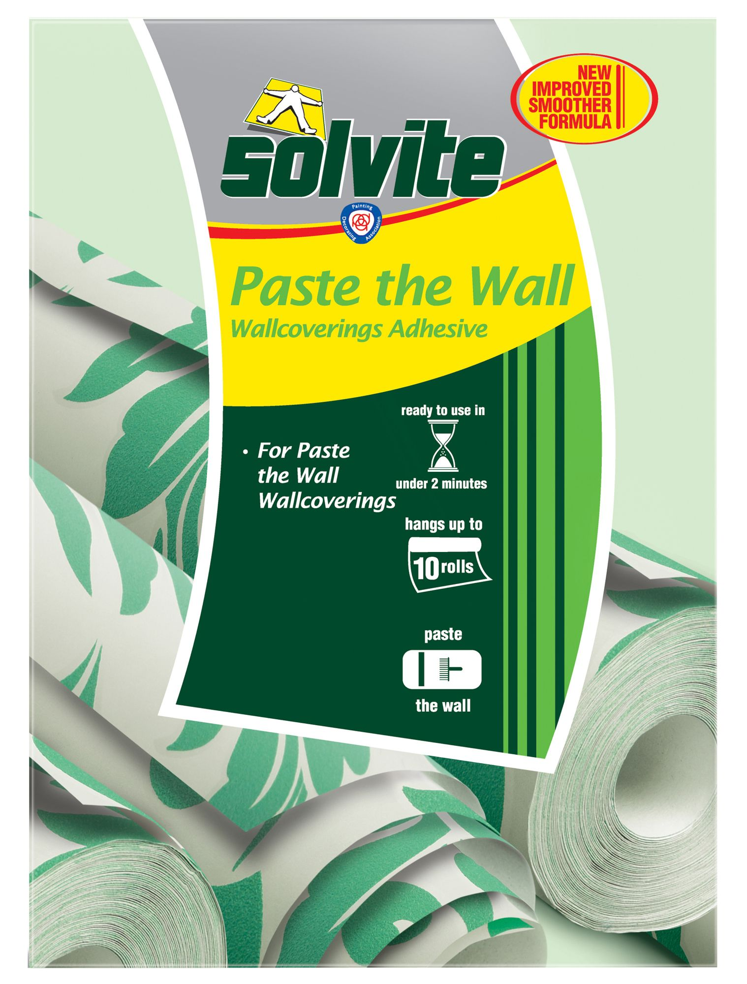 What Paste To Use For Paste The Wall Wallpaper
