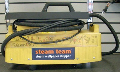 Where Can I Rent A Wallpaper Steamer