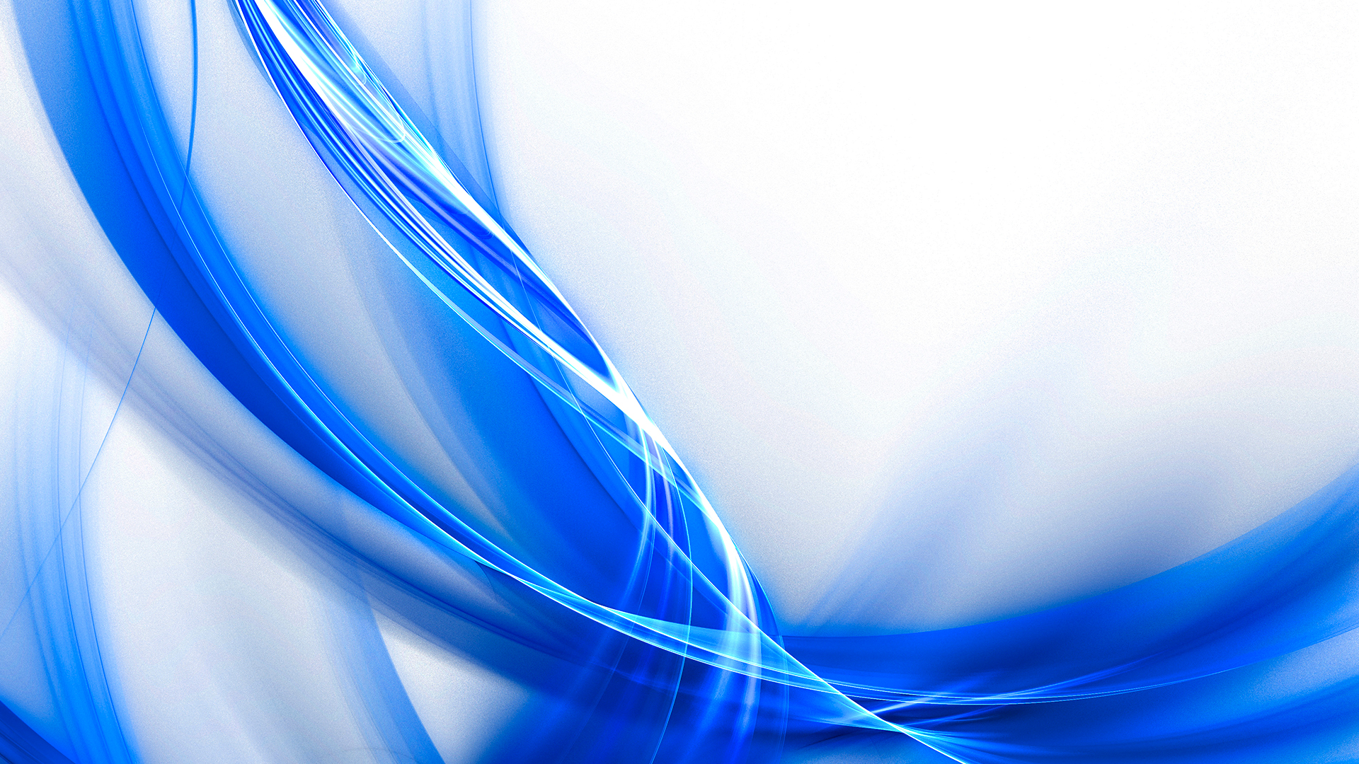 White And Blue Wallpaper