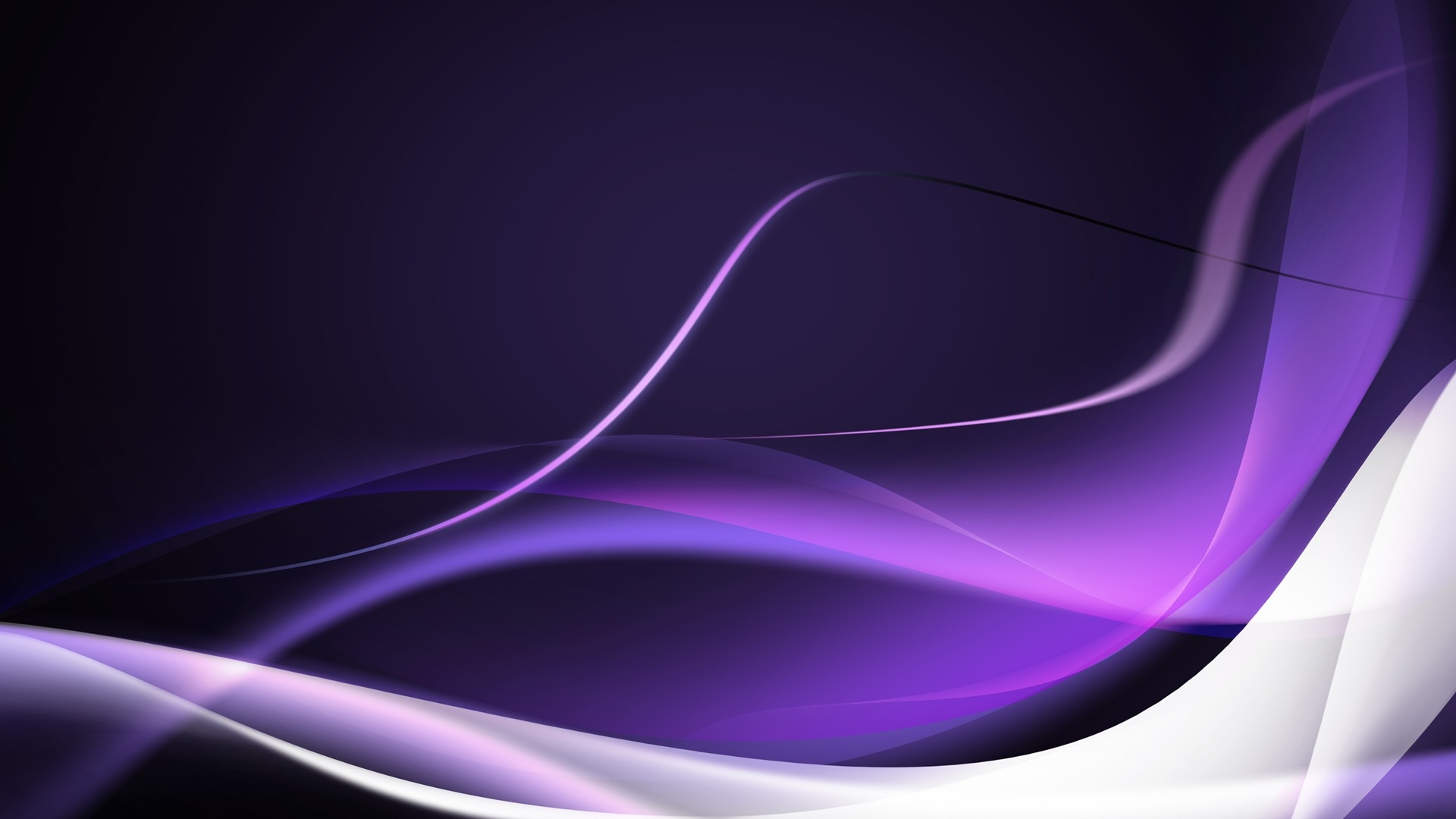 White And Purple Wallpaper