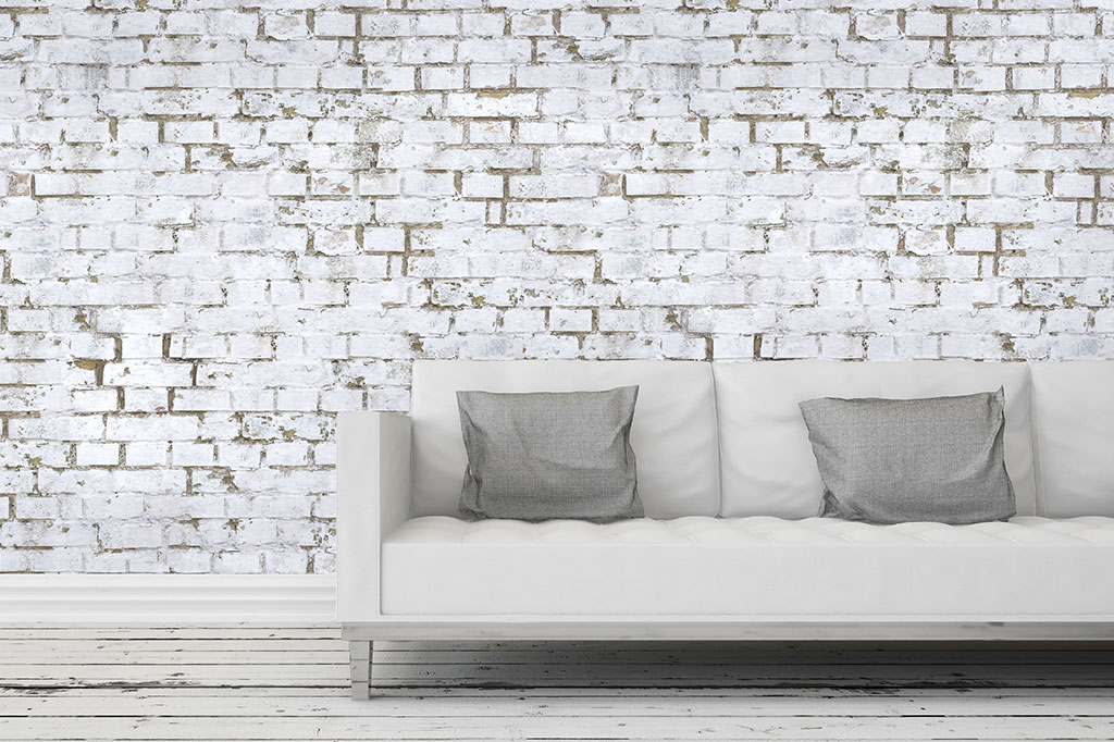 White Based Wallpaper