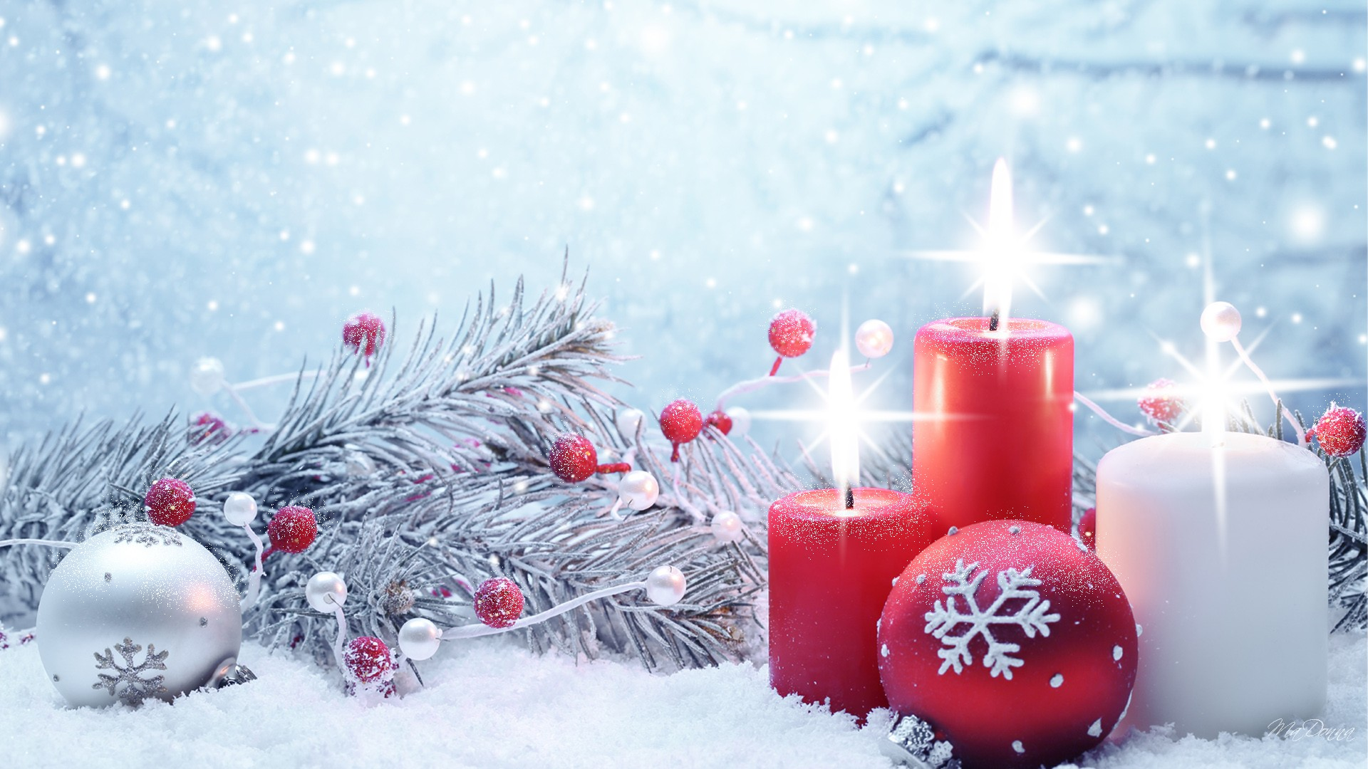 Download White Christmas Wallpaper Gallery