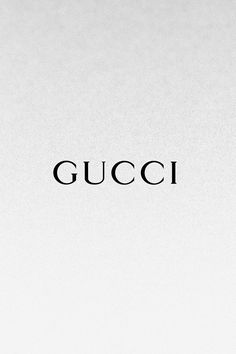 White Gucci Wallpaper