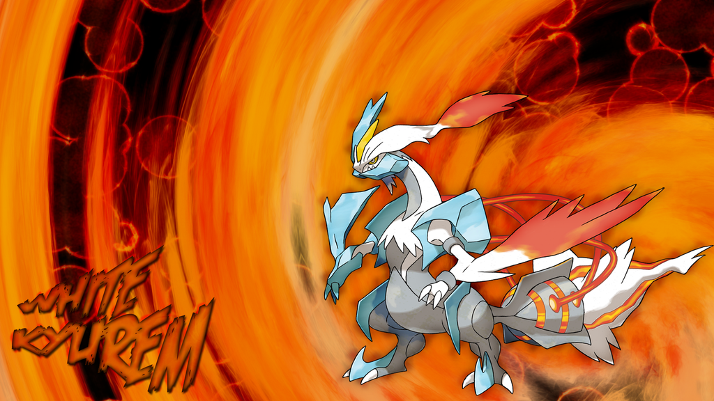 White Kyurem Wallpaper