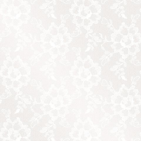 White Lace Wallpaper